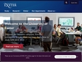 The University of Exeter United Kingdom