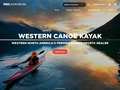 Western canoeing and kayaking