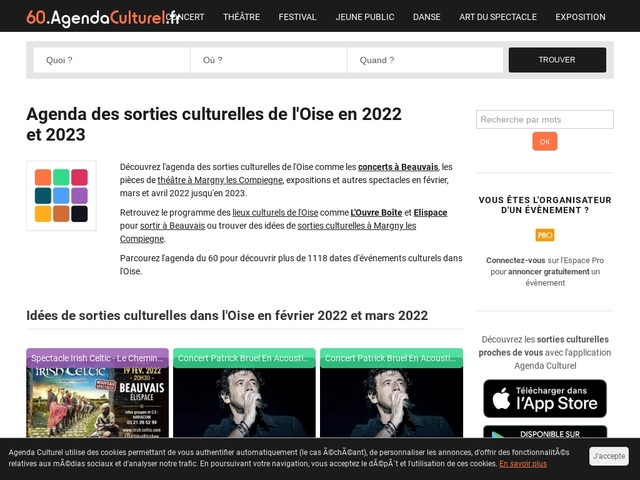 Concert Oise 2014 - 2015