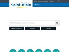 Saint-Malo : site officiel