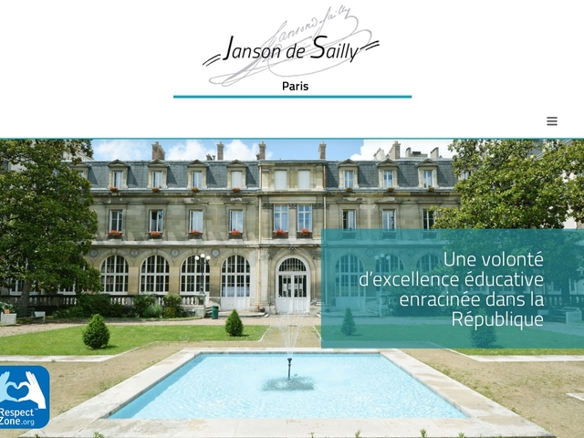 Lycée Janson de Sailly (Paris, 16ème arrondissement)