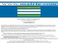 Mairie.com, le site dédié aux nouveaux arrivants