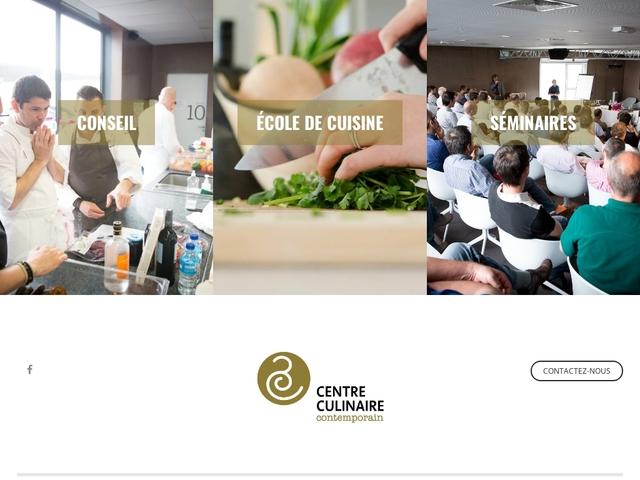 Clochard Fabrice, Centre Culinaire Contemporain de Rennes