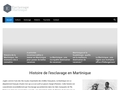 Histoire de l'esclavage en Martinique