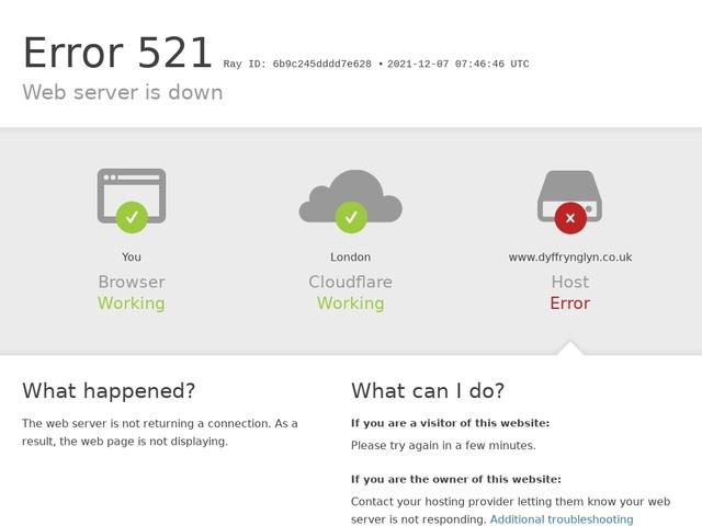 Dyffryn Glyn B&B - Llanidloes - Powys - Wales