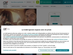 Crédit Agricole MILLY LA FORET