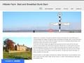 Hillside Farm  Bed and Breakfast Bunk Barn - 01228 576398