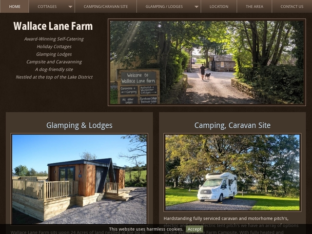 Wallace Lane Farm B&B - Brocklebank - Wigton - Cumbria - 01697 478188 / 07770 232944