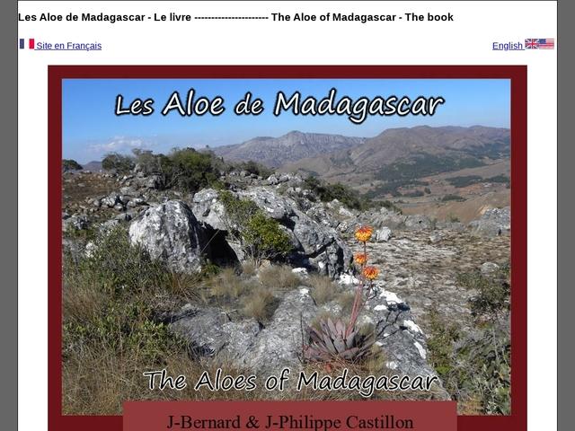 Les Aloe de Madagascar - The Aloes of Madagascar