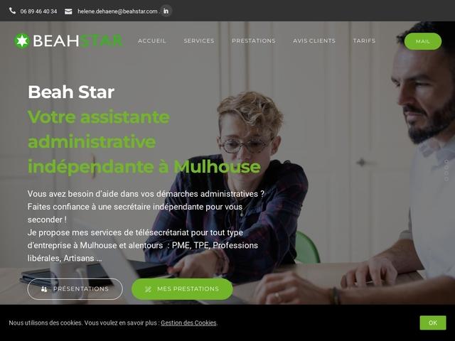 RIXHEIM - BEAH STAR : assistante indépendante