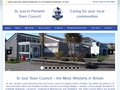St Just in Penwith Town Council