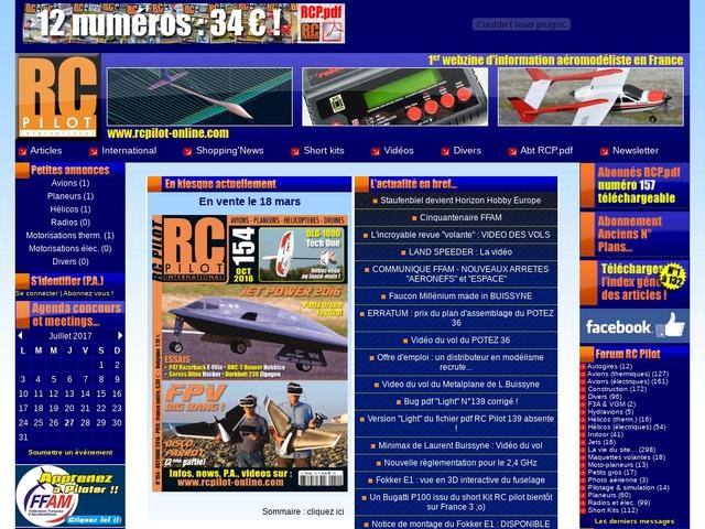 RC Pilot Webzine