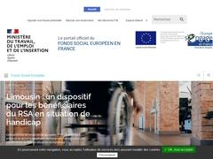 FSE | Programmes nationaux du Fonds social européen de France