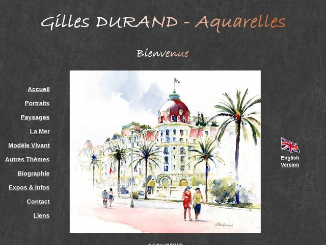 Durand Gilles