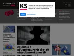 Kosova Sot - E Përditshme Informative e Pavarur