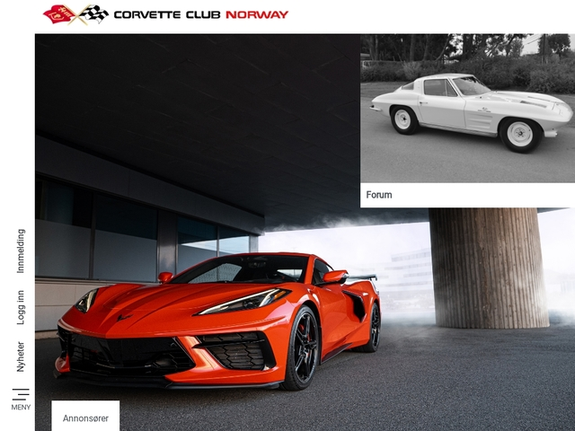 CORVETTE CLUB NORWAY