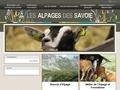 Détails : Alpages des Savoie