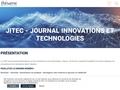 Détails : Jtec journal d'information technologique des pays de Savoie