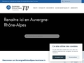 Détails : Rhone Alpes TV