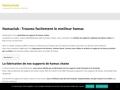 Détails : Hamaclub : support de hamac chaise