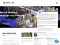 Détails : ATFF-Spécialiste relevé laser 3D, photogrammétrie