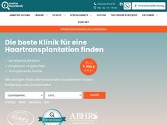 Haartransplantation Erfahrung (en) in der Türkei - Ungarn -Tschechien