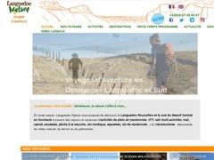 Languedoc Nature : Séjours et vacances de pleine nature