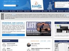 EasyZic : Services gratuits pour musicie..
