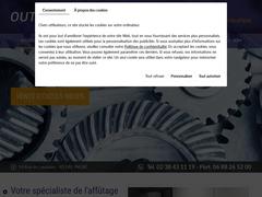 Outils Services Sarl - (45) - Affûtage-Rectif Outils - Ventes.