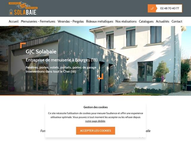 Menuiserie Alu Bois PVC GJC Solabaie à Bourges (18)