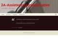 LA CROUPTE - 2A assistance administrative