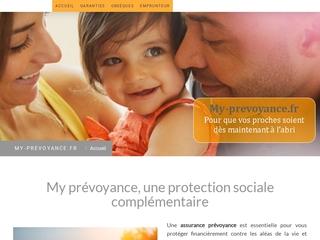 Convention obsèque my-prevoyance.fr
