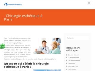 Chirurgie reparatrice en Tunisie