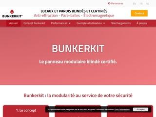 Locaux modulaires sécurisés et certifiés