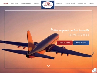 ITD Logistics : transport logistique Nord