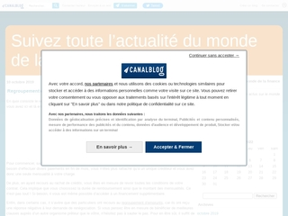 Crédit et finance : des infos sur ce blog