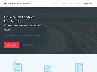 Serrurier Nice Express