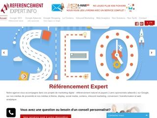 Agence de référencement Expert