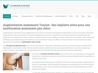 chirurgie esthetique tunis