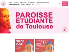 Accueil - La Pastorale étudiante de Toulouse