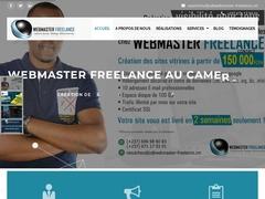 Webmaster en freelance.