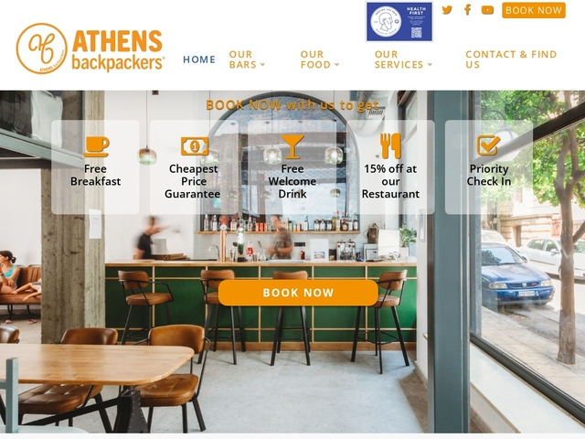 Makrygianni - Athens Backpackers - Class** - Athens
