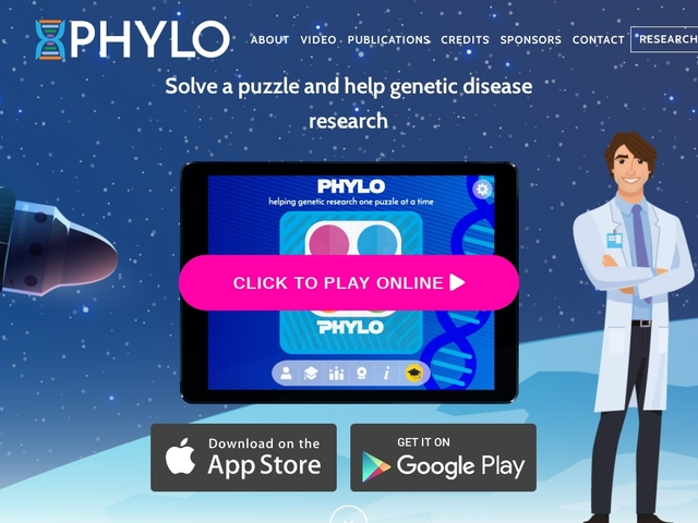 PHYLO | DNA Puzzles