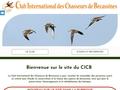 Club International des Chasseurs de Bécassines.