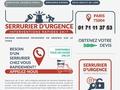 Expert en déblocage de Porte sur Paris 4