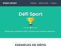 Defi sport