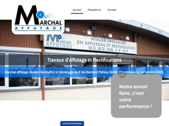 Affûtage-Marchal Sarl - (54) -Affûtage -Rectification