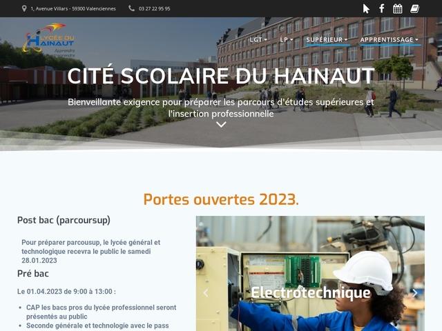 Lycée du Hainaut (Valenciennes)