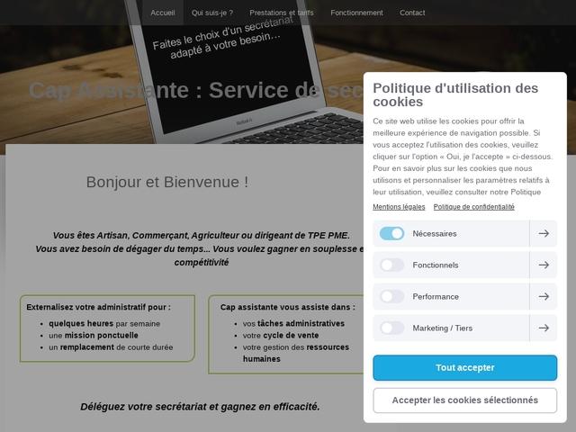 BAUD - CAP ASSISTANTE : secrétariat Morbihan