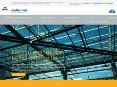 Muller-Rost sa - (68) - B-E Ing - Construction Métallique.